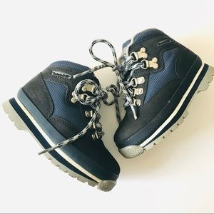 Timberland Euro Hiker Toddler Blue - Sz 7